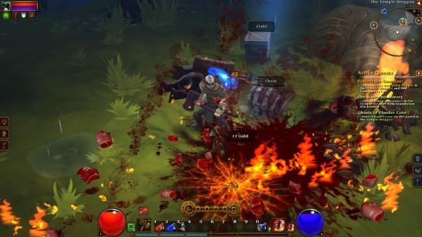 torchlight 2 screenshot