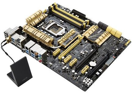 ASUS Z87 Deluxe motherboard
