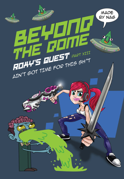 Beyond the Games Roxys Quest