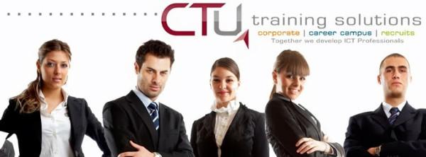 CTU training banner