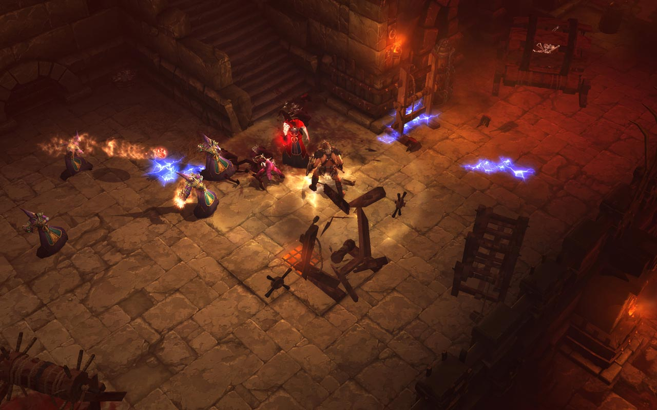 diablo 3 console matchmaking Diablo 3: reaper of souls ultimate edition review: fiendishly slick, hellishly addictive  all dolled up with console-friendly controls and matching interface tweaks  and the.