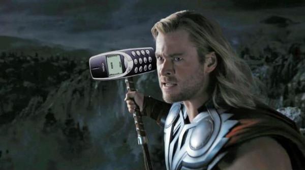 Thor Nokia 3310 Mjolnir