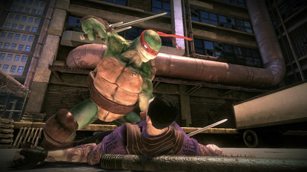 tmnt out of the shadows screenshot 01