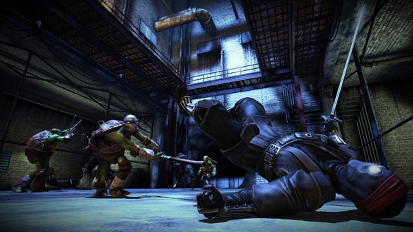 tmnt out of the shadows screenshot 02
