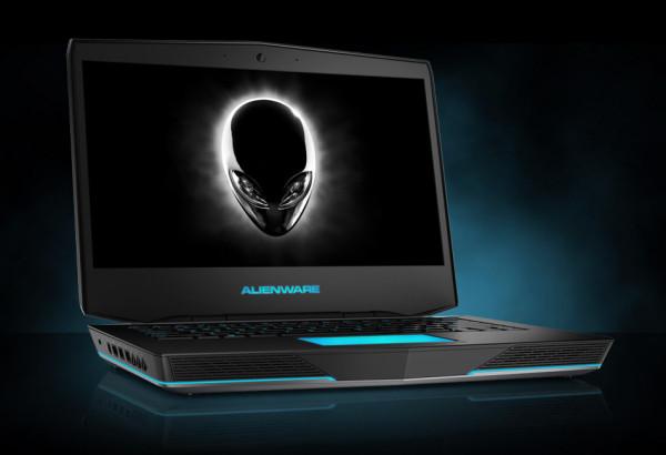 Alienware 14 front