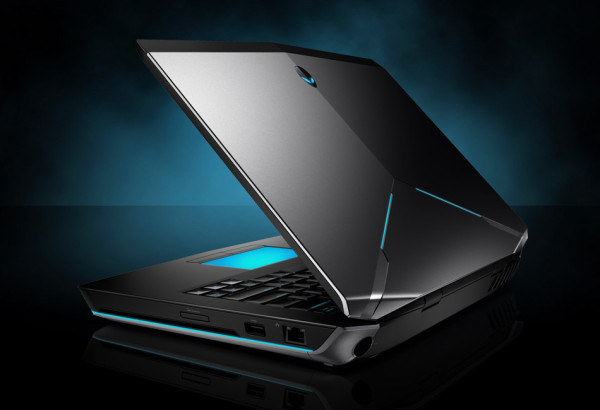 Alienware 14 rear