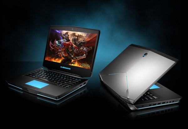 Alienware 14 shoot