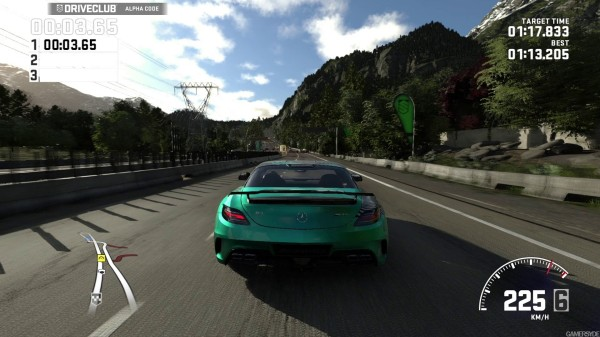 Oh Driveclub, how long do I have to wait to be with you and your gorgeous 3D flora?