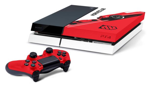 Sony Playstation 4 Driveclub skin