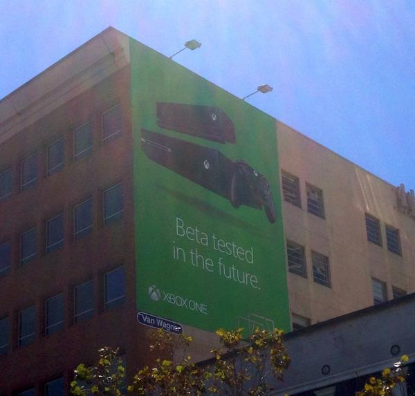 Xbox One funny advert