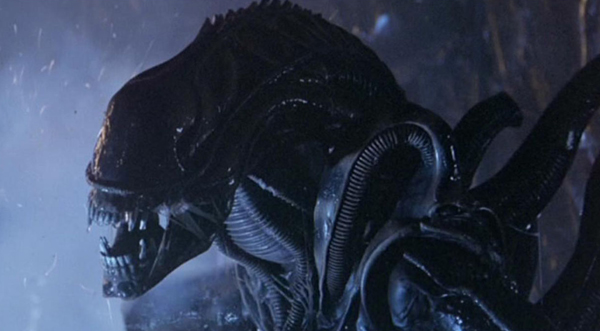 Alien Movie For a new alien game was