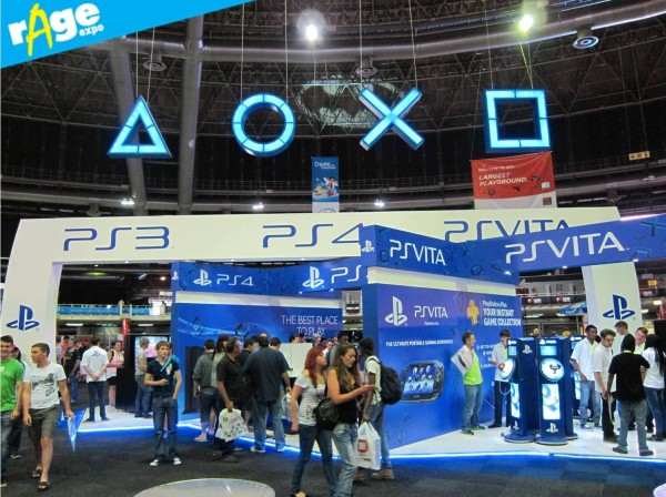 sony stand rage 2013
