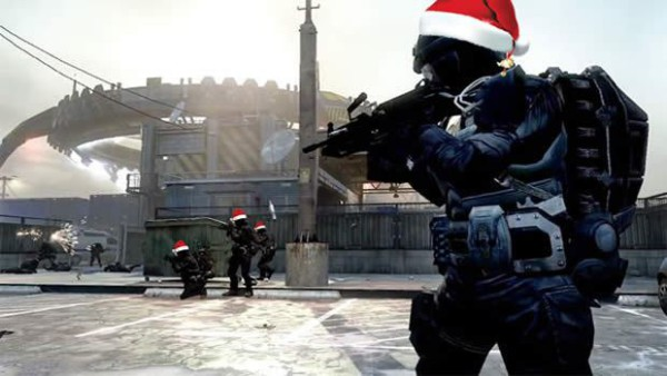 """On the first day of Christmas, Activision gave to me, 12 crashes at launch..."""