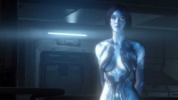 "Hilariously, a Halo dev called the MGS V female character design ""disgusting"", despite his own game containing this."