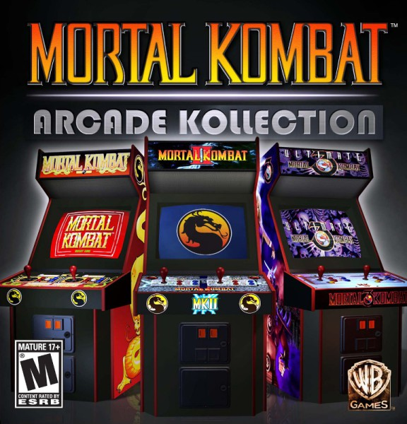 Mortal Kombat Arkade Kollection