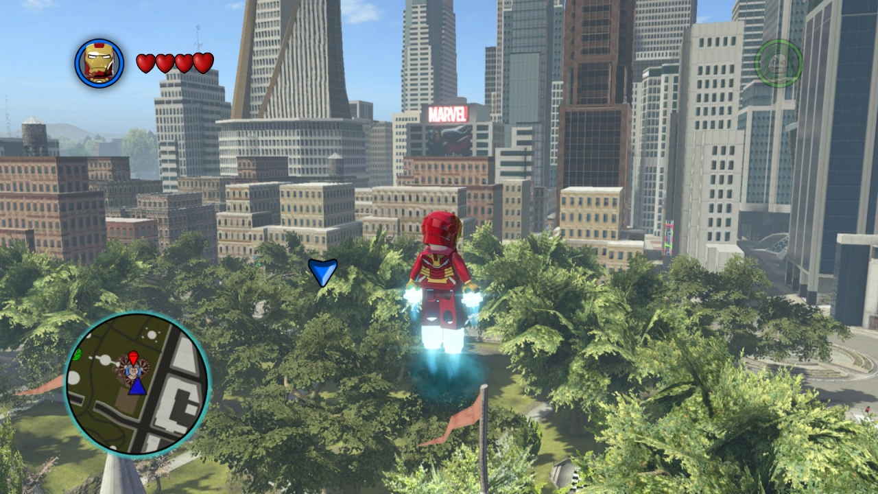 Review LEGO Marvel Super Heroes