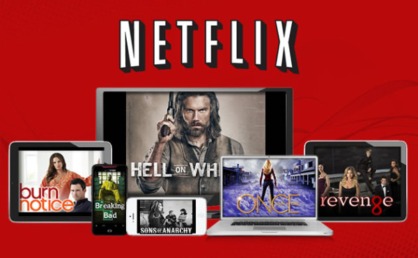 Netflix is available on many, many devices