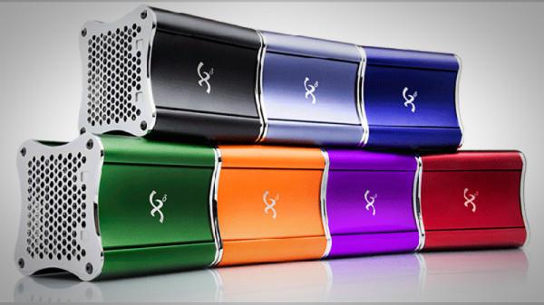 Xi3 Piston in colour