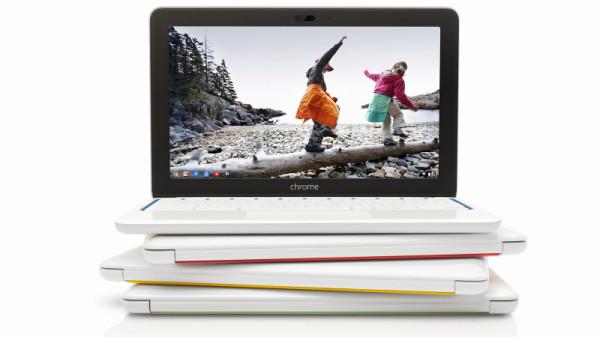 Google Chromebook header