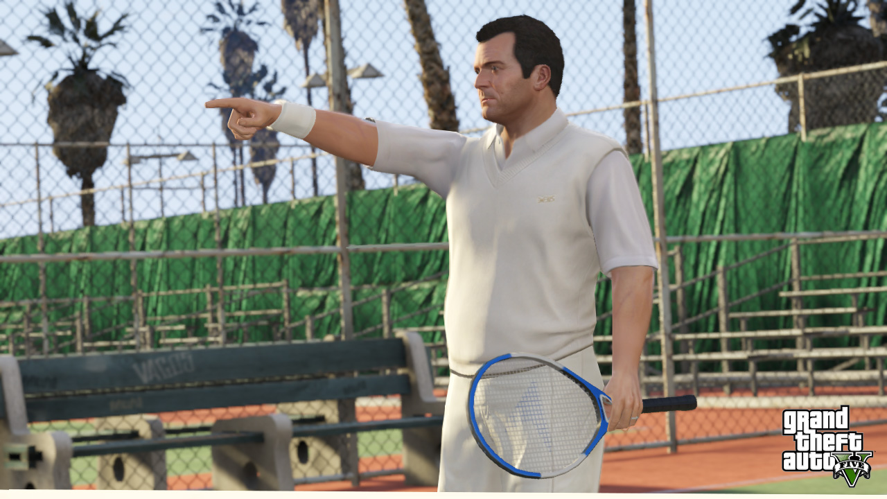 Wahlberg would be a great angry tennis player.