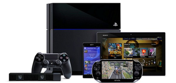 Sony's main devices moving forward will be TVs, cameras, tablets, mobile phones and Playstation products.