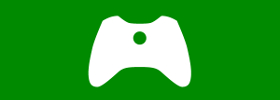 Windows store games icon 280X100