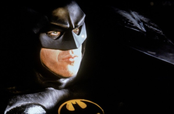 I'm seeing Nic as a Michael Keaton-esque Batman.