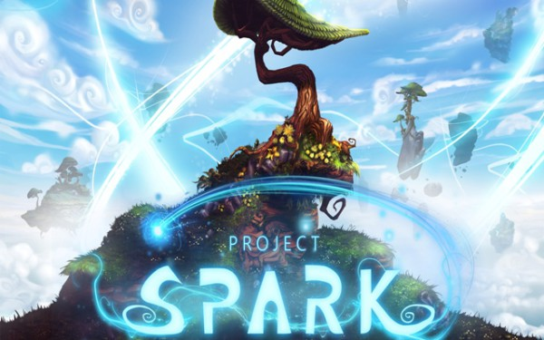 Project Spark header