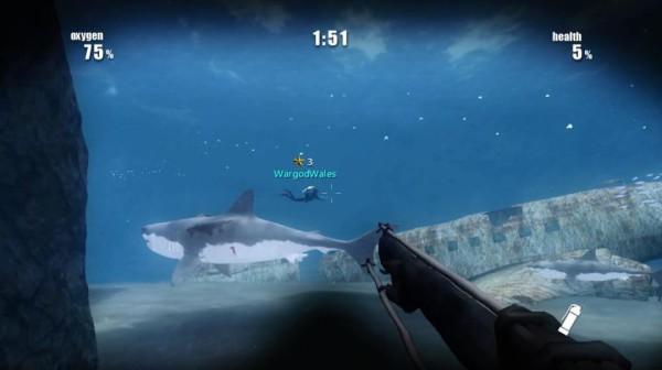 SharkAttackDeathmatch