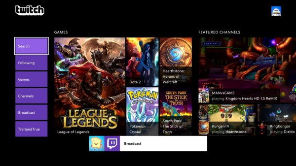 Twitch streaming on Xbox One (5)