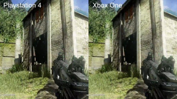 ghosts graphics comparison