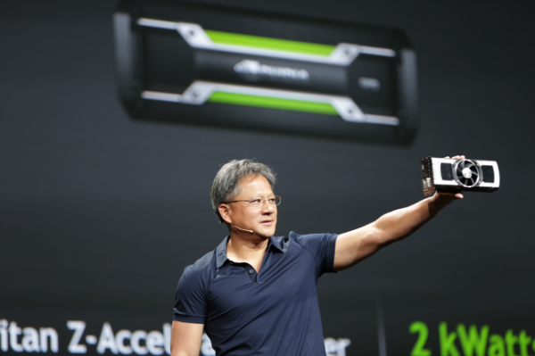 nvidia gtx titan Z announcement