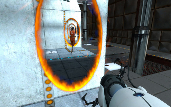 How can anyone not love and complete Portal?
