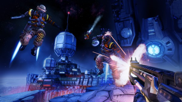Borderlands The Pre-Sequel reveal screenshots (1)