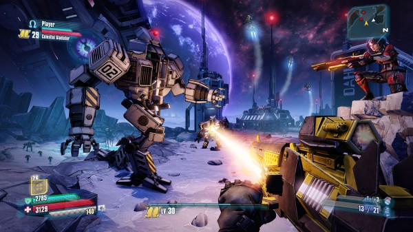 Borderlands The Pre-Sequel reveal screenshots (2)
