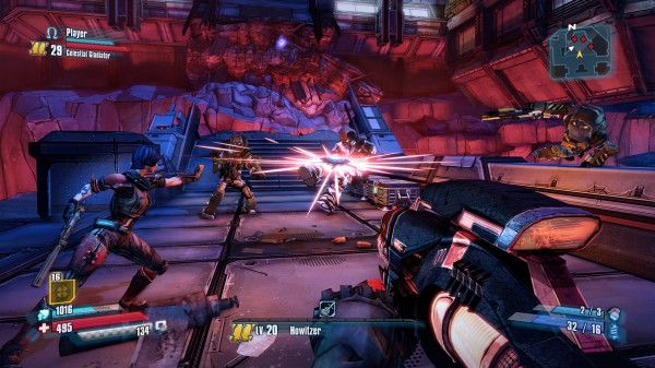 Borderlands The Pre-Sequel reveal screenshots (3)