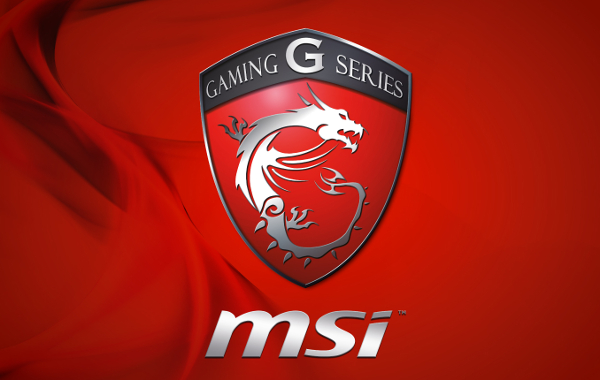 MSI Gaming series logo 600x