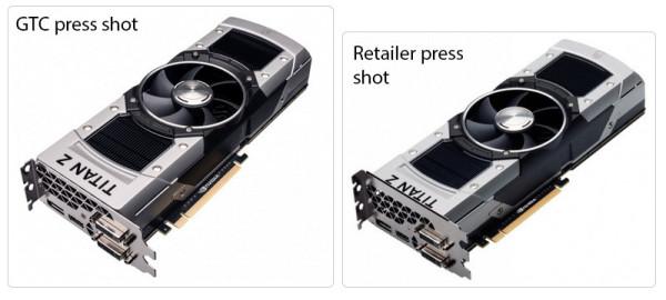 Nvidia GTX Titan Z comparison