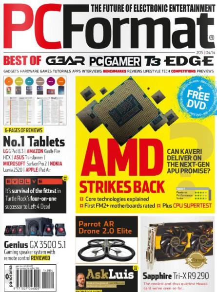 PC Format April 2014