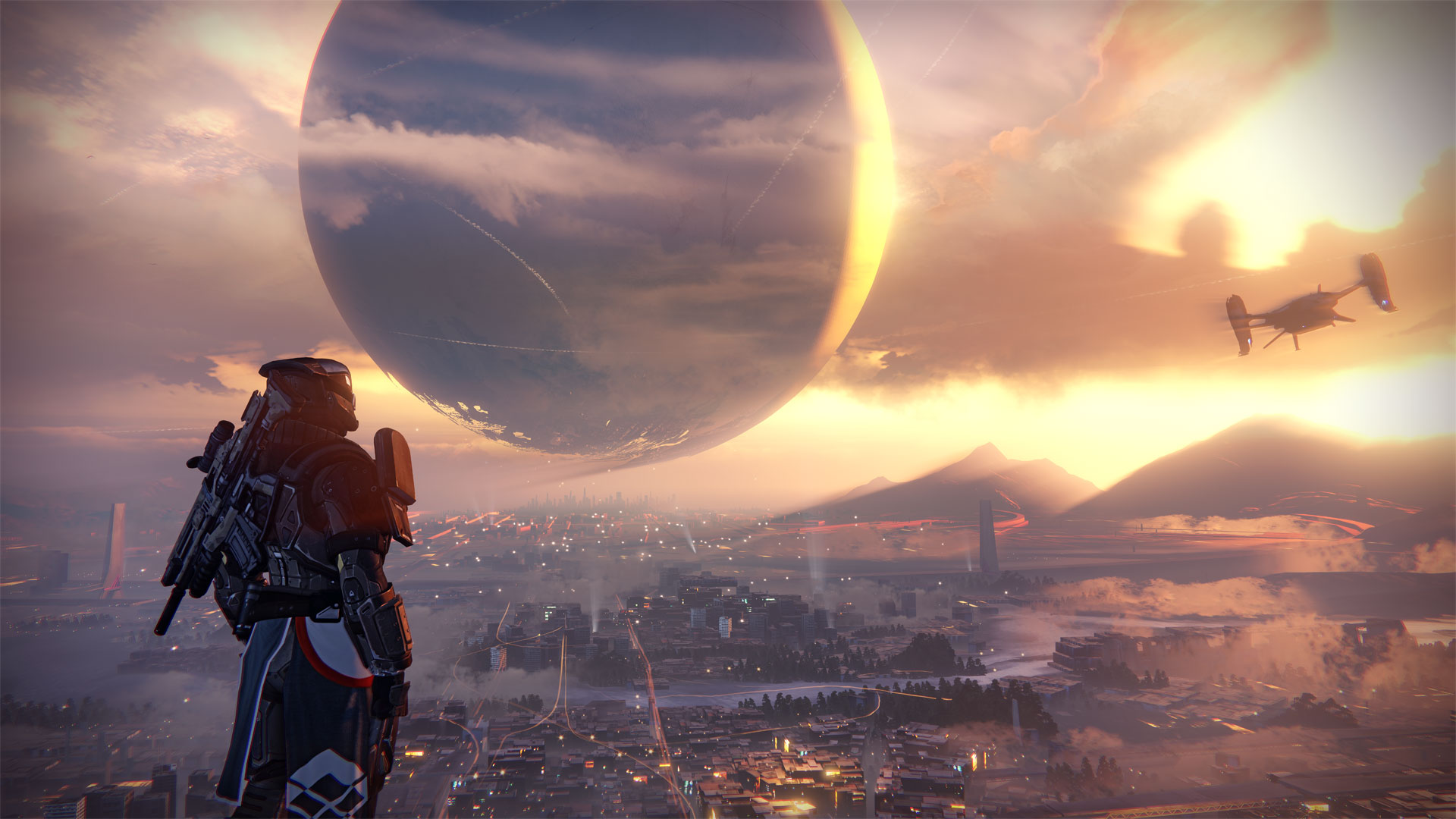 Bungie's Destiny Is Looking GOOD