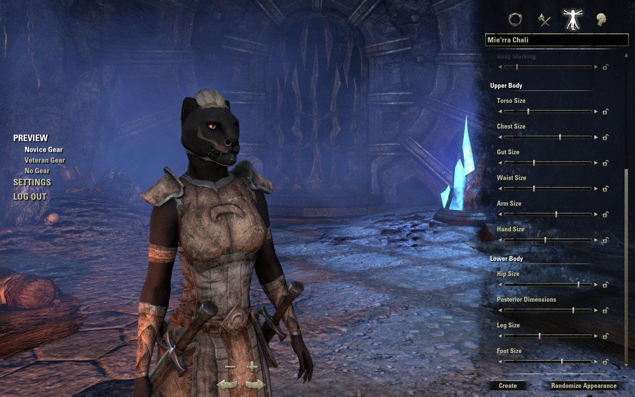 Argonian Style Crafting