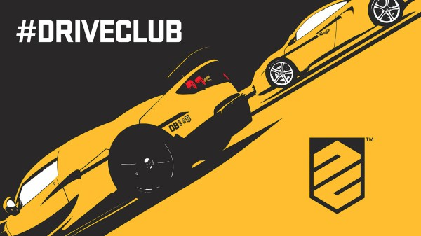 driveclub header yellow