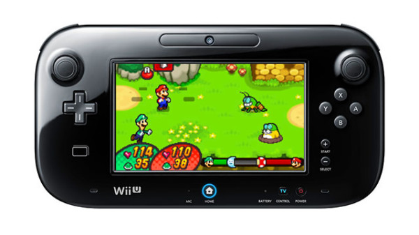 Another feature of the GamePad is the DS Virtual Console functionality.