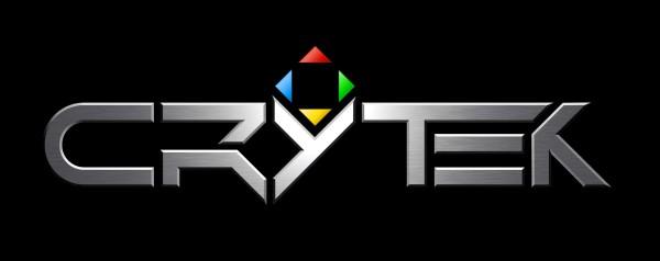 Crytek logo header
