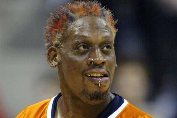 Except Dennis Rodman's stylist. That person should be sued for defamation.