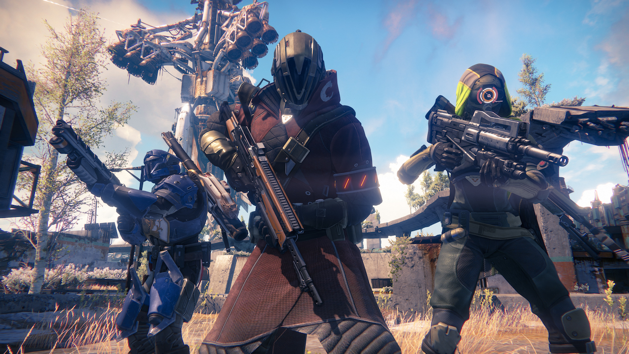 List of Exclusive items for Destiny PS4 and PS3 revealed ...