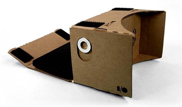 google cardboard header
