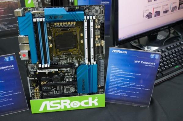 ASRock X99 Extreme 4