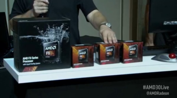 AMD new FX family
