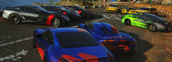 Driveclub special edition liveries